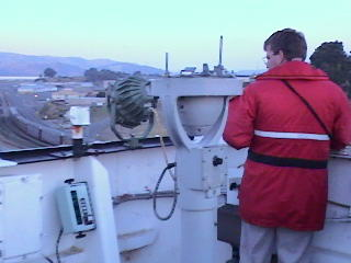 PILOT USING SMIDS for berthing in California